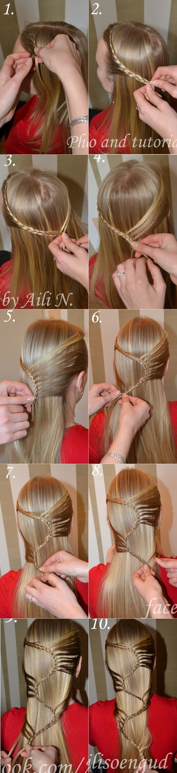 Simple Five Minute Hairstyles (23)