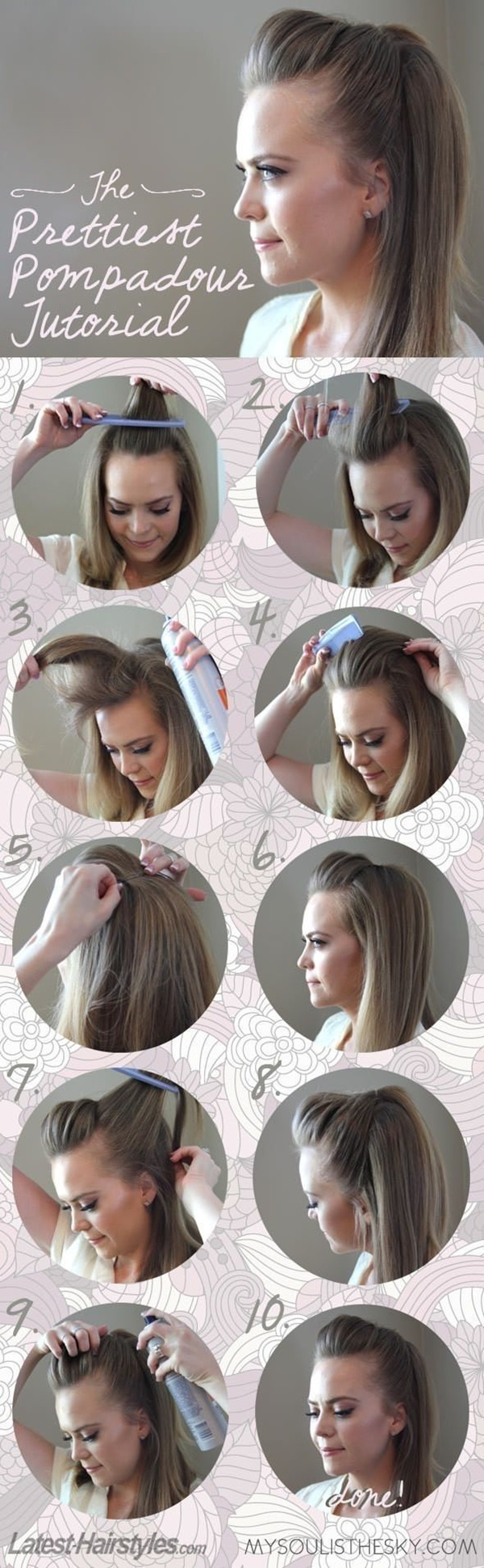 Simple Five Minute Hairstyles (24)