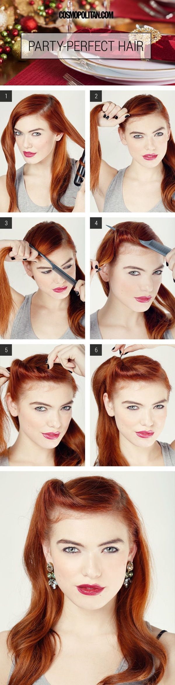 Simple Five Minute Hairstyles (27)