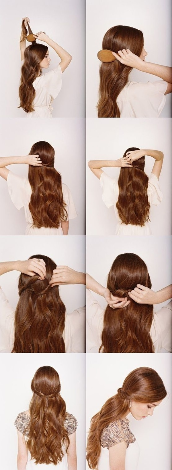 Simple Five Minute Hairstyles (28)