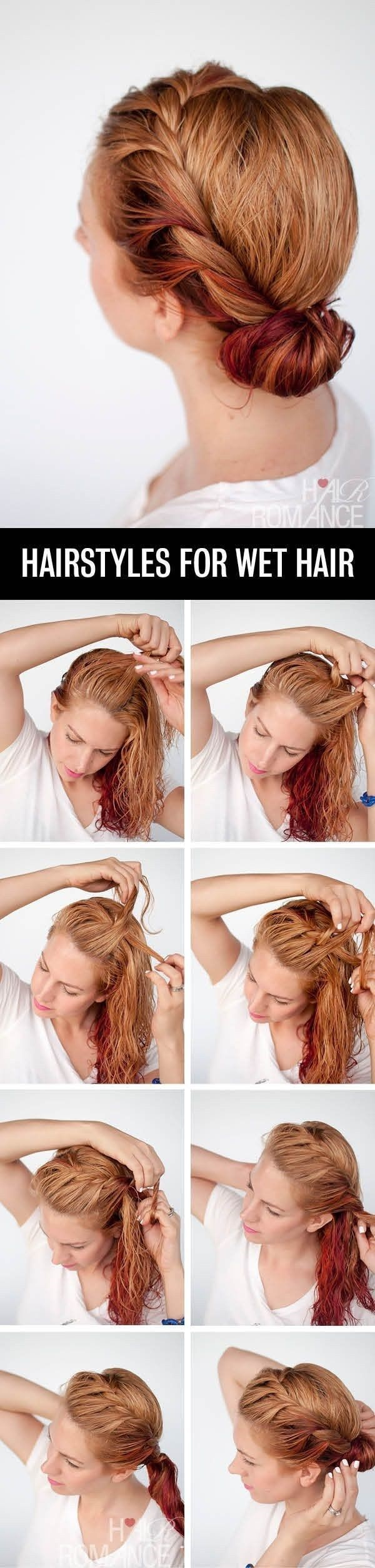 Simple Five Minute Hairstyles (29)