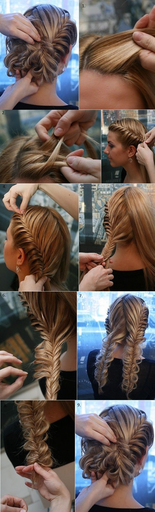 Simple Five Minute Hairstyles (30)