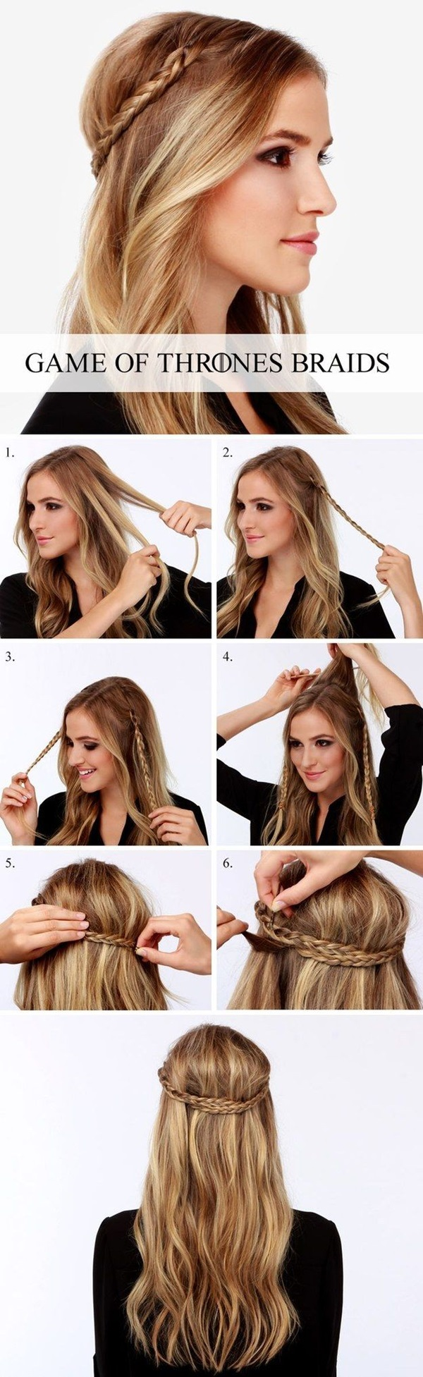 Simple Five Minute Hairstyles (31)