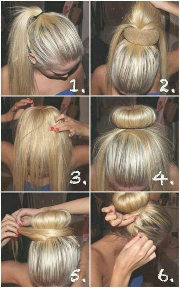 Simple Five Minute Hairstyles (33)