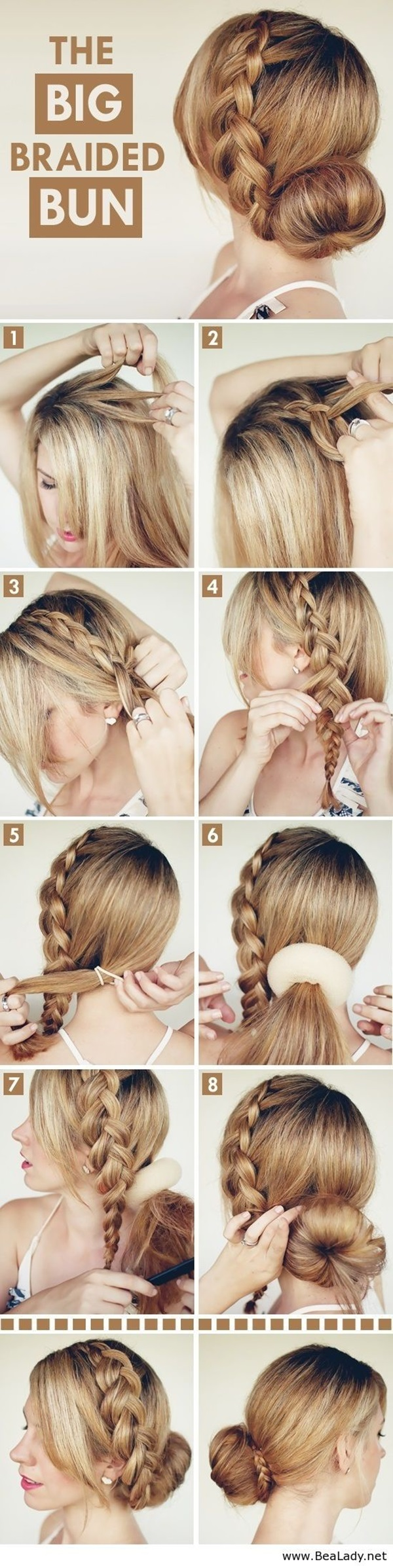Simple Five Minute Hairstyles (34)