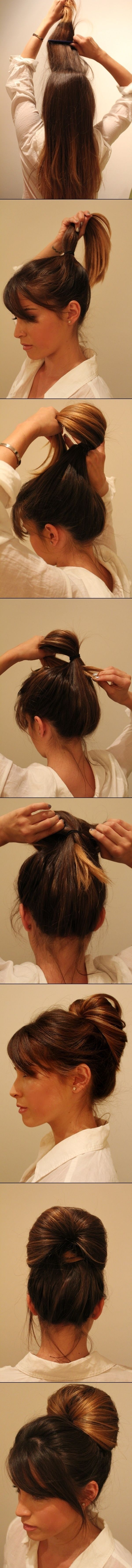Simple Five Minute Hairstyles (44)