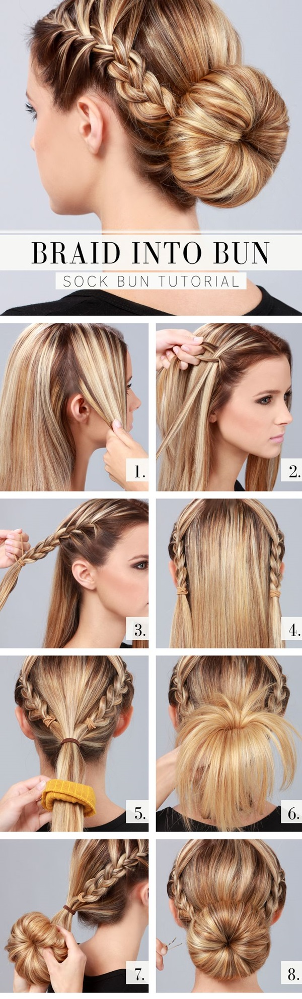 Simple Five Minute Hairstyles (45)
