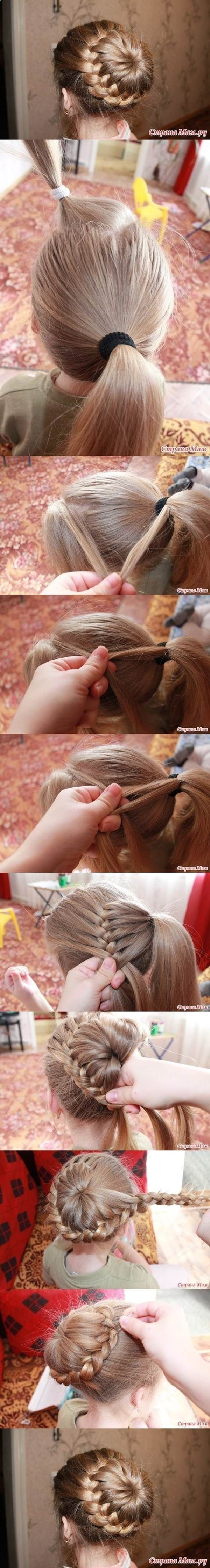 Simple Five Minute Hairstyles (49)