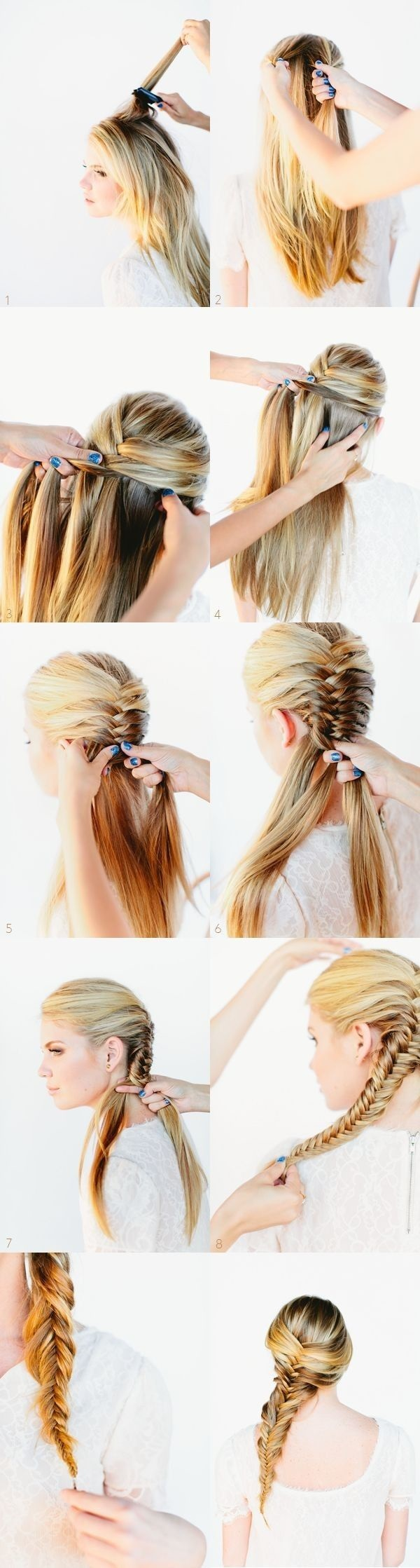 Simple Five Minute Hairstyles (51)