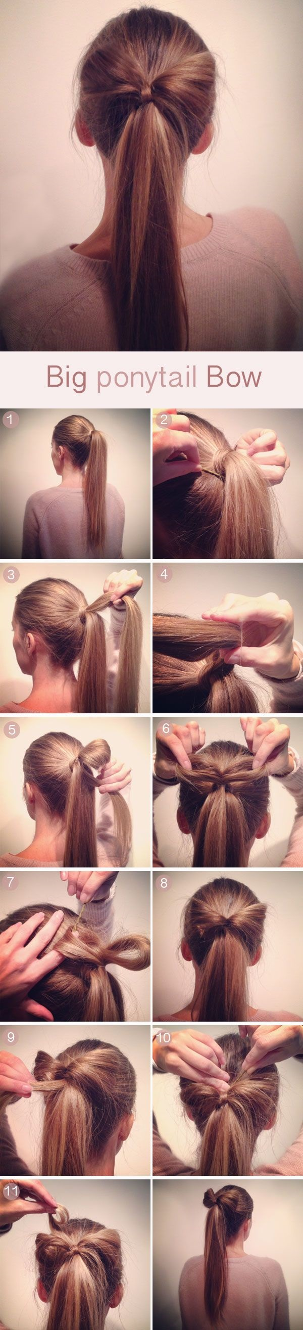 Simple Five Minute Hairstyles (53)