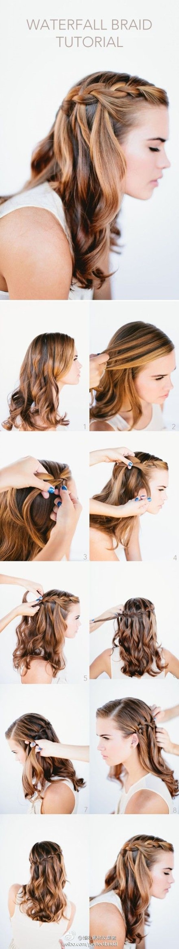 Simple Five Minute Hairstyles (54)