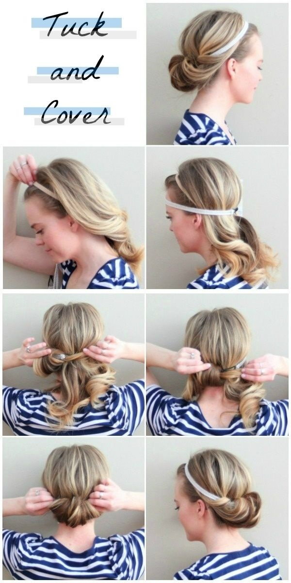 Simple Five Minute Hairstyles (59)
