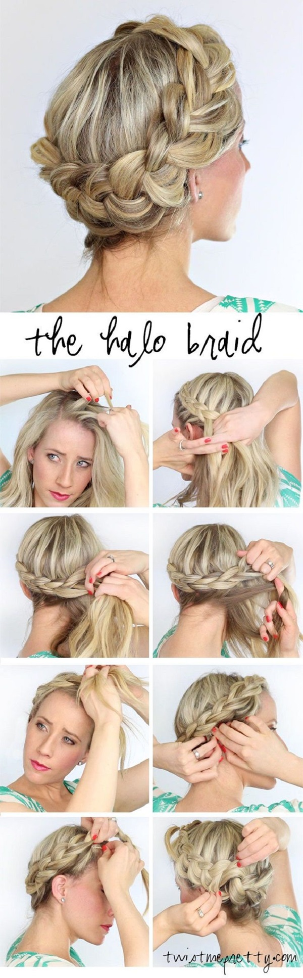 Simple Five Minute Hairstyles (64)