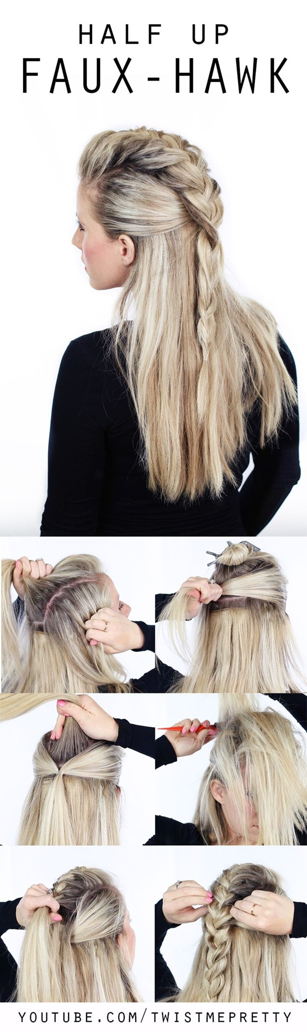 Simple Five Minute Hairstyles (7)