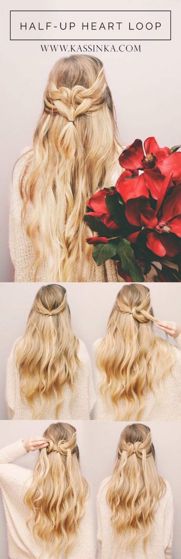 Simple Five Minute Hairstyles00003