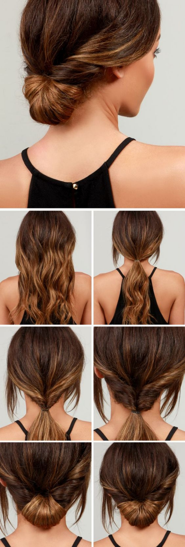 Simple Five Minute Hairstyles00006