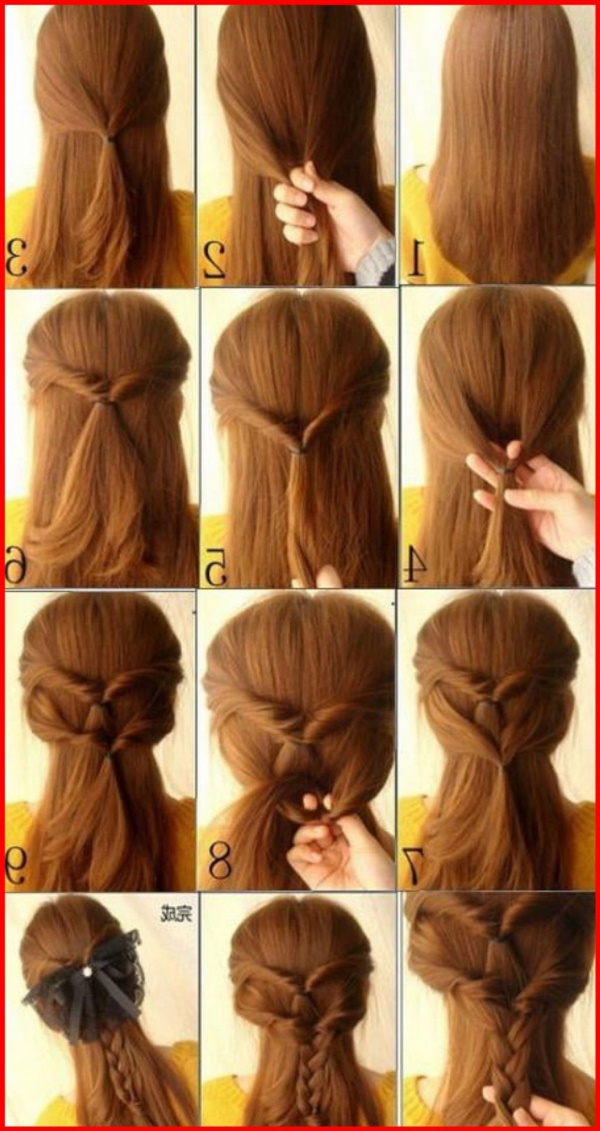 80 Simple Five Minute Hairstyles For Office Women