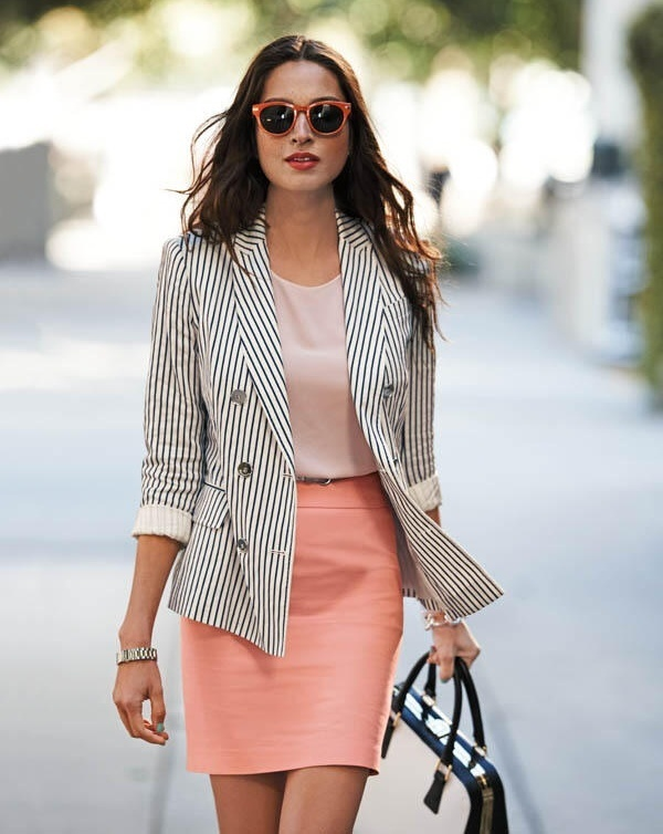 779dd0de9e4b 50 Sophisticated Summer Work Outfits for Women in 2016