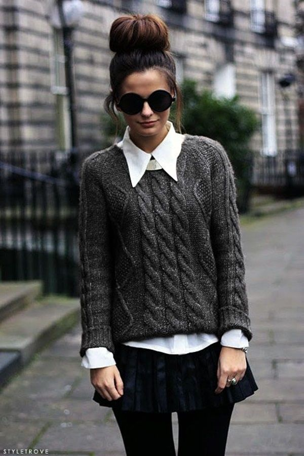 Autumn Work Outfit Ideas17