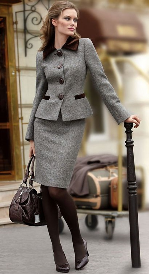 Autumn Work Outfit Ideas27