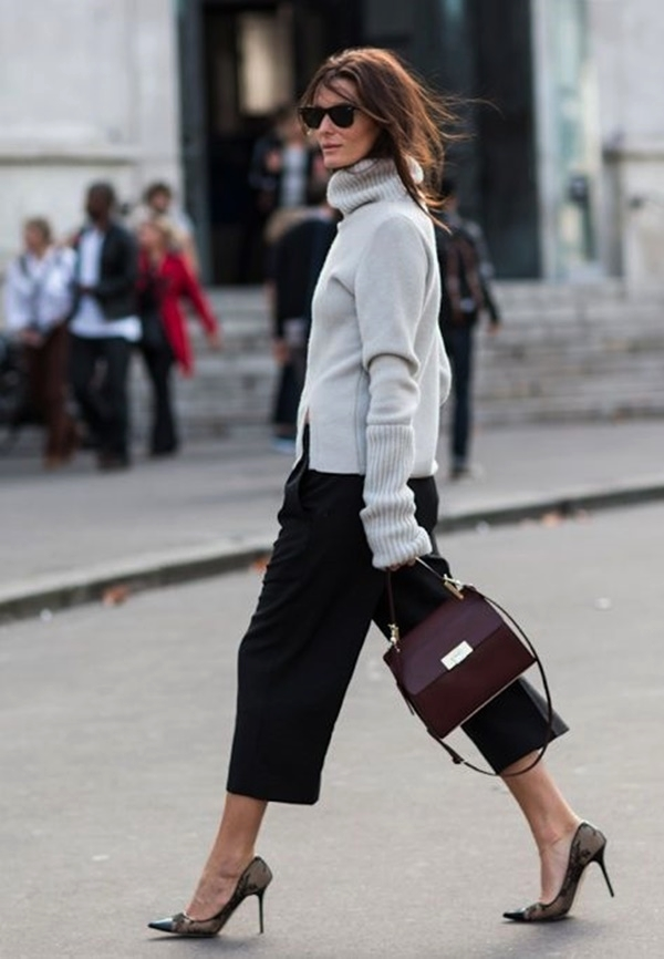 Autumn Work Outfit Ideas35.1