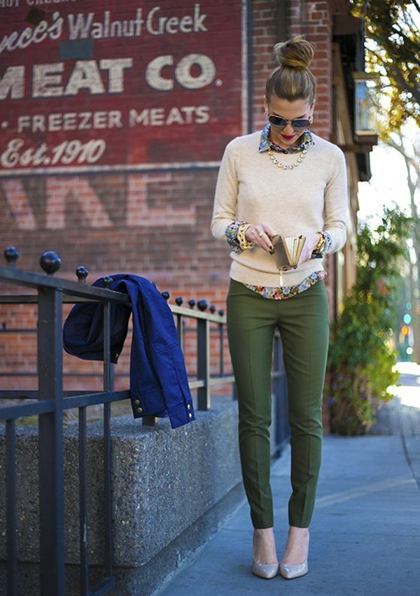 Autumn Work Outfit Ideas4
