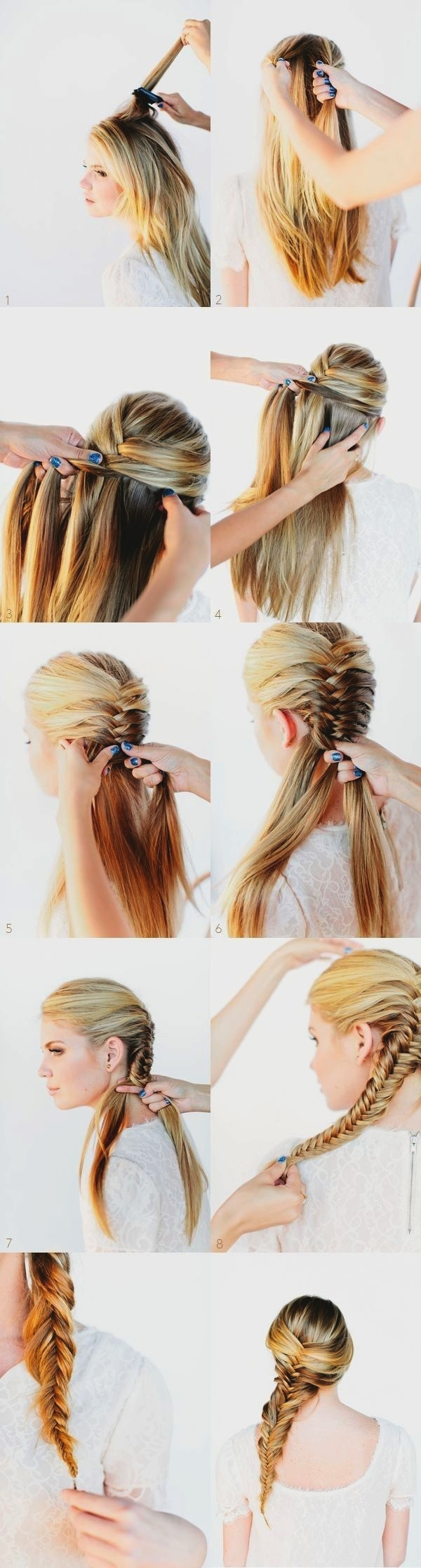 Easy Step By Step Hairstyles for Long Hair1