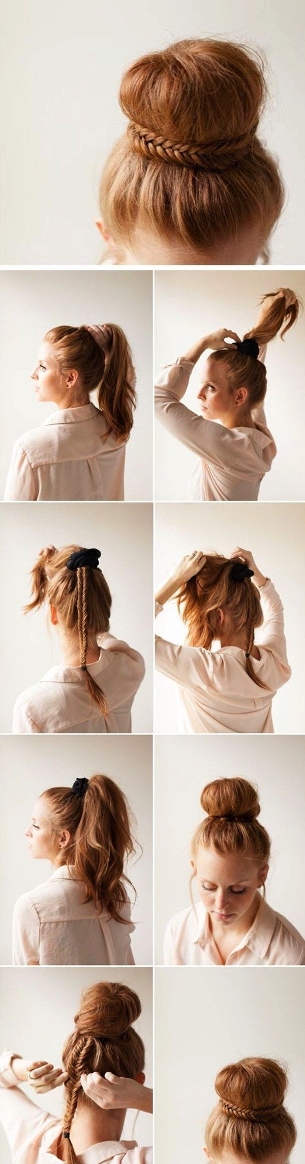 Easy Step By Step Hairstyles for Long Hair2