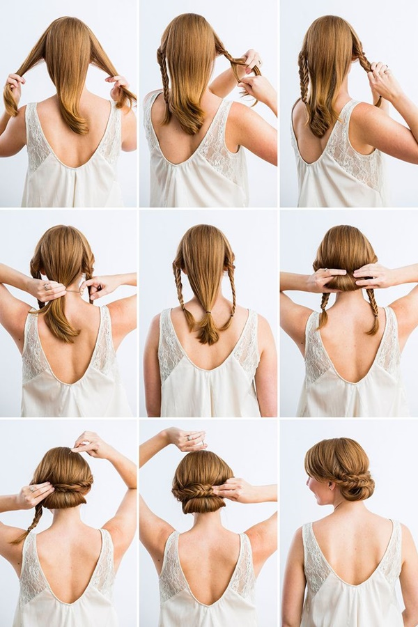 Easy Step By Step Hairstyles for Long Hair3