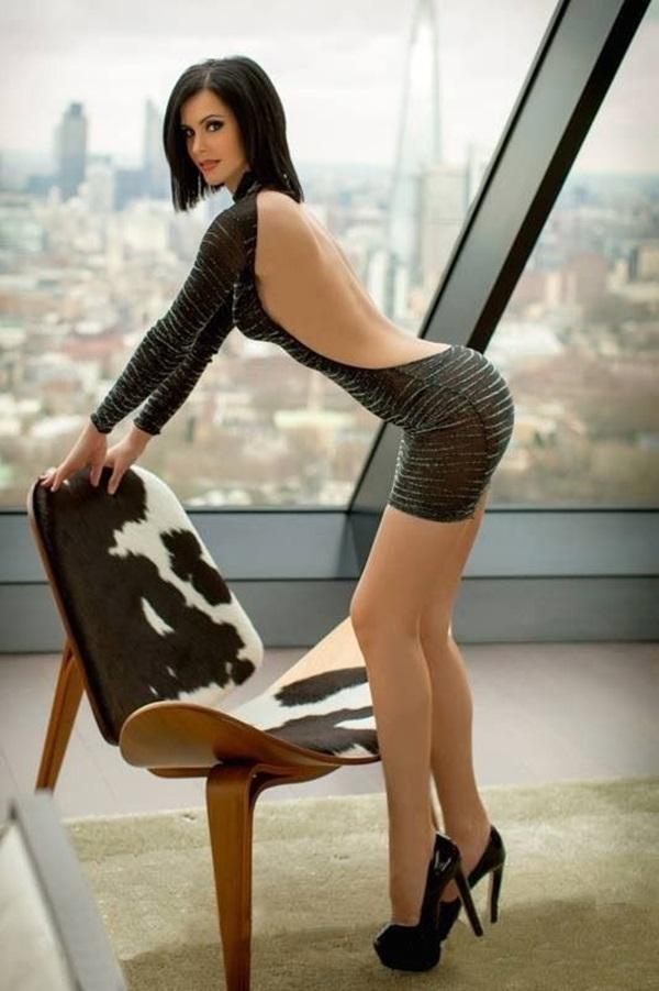Порно фото в обтягивающих платьях мини фото 48354 фотография