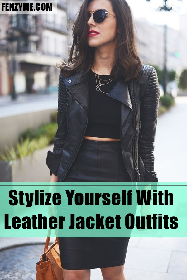 Leather Jacket Outfit (20)