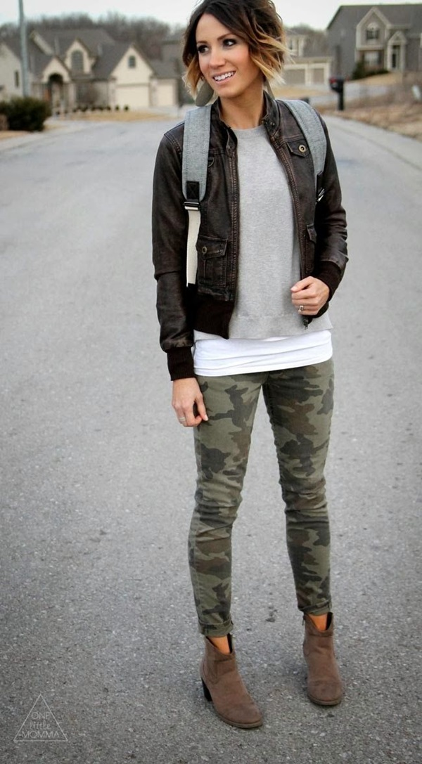 Leather Jacket Outfit Ideas (2)