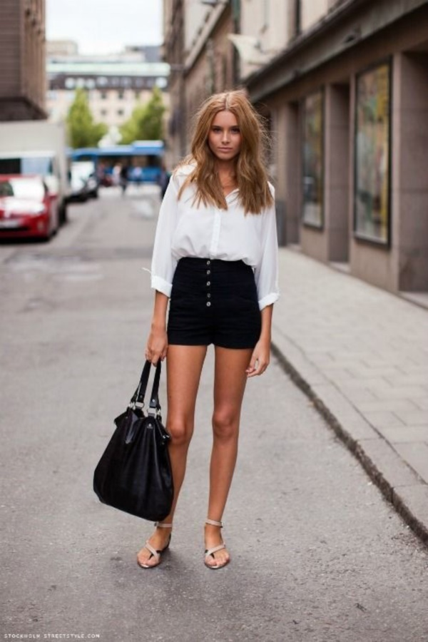 Find high-waisted shorts at ShopStyle. Shop the latest collection of high-waisted shorts from the most popular stores - all in one place.