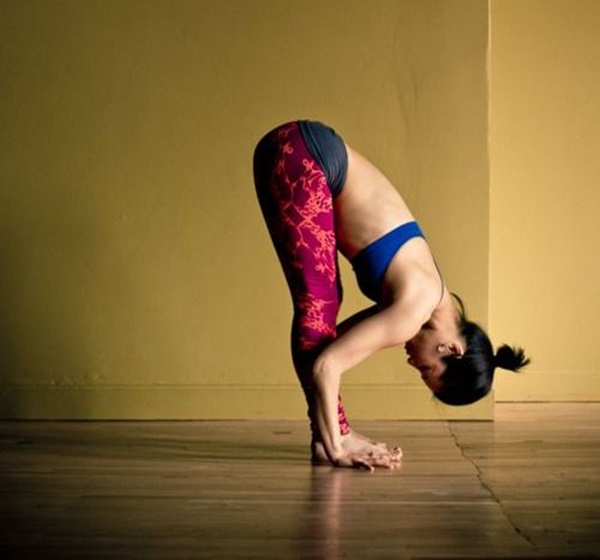 Yoga Poses for Flat Belly and Abs12
