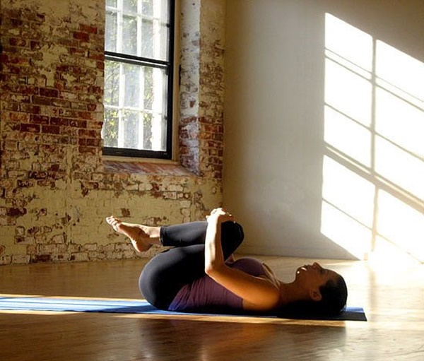 Yoga Poses for Flat Belly and Abs14