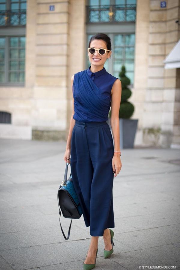 Chic Street style women fashion13