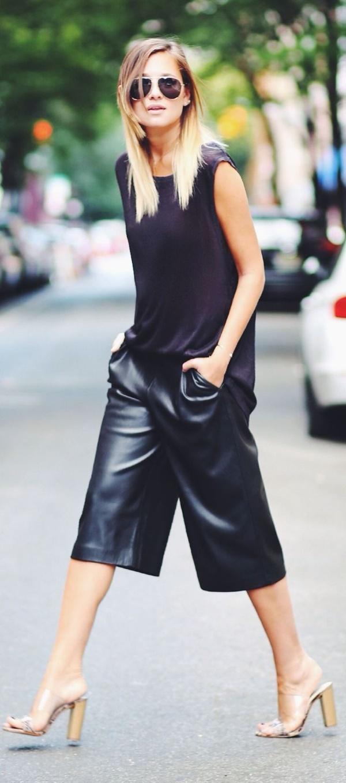 Chic Street style women fashion14