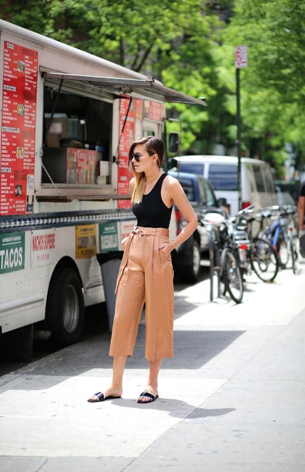 Chic Street style women fashion15