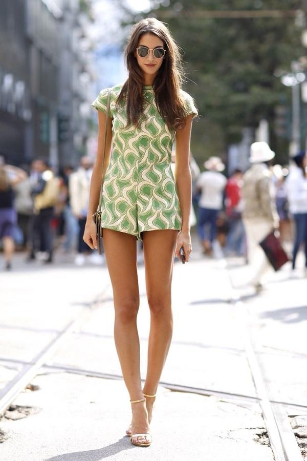 Chic Street style women fashion16