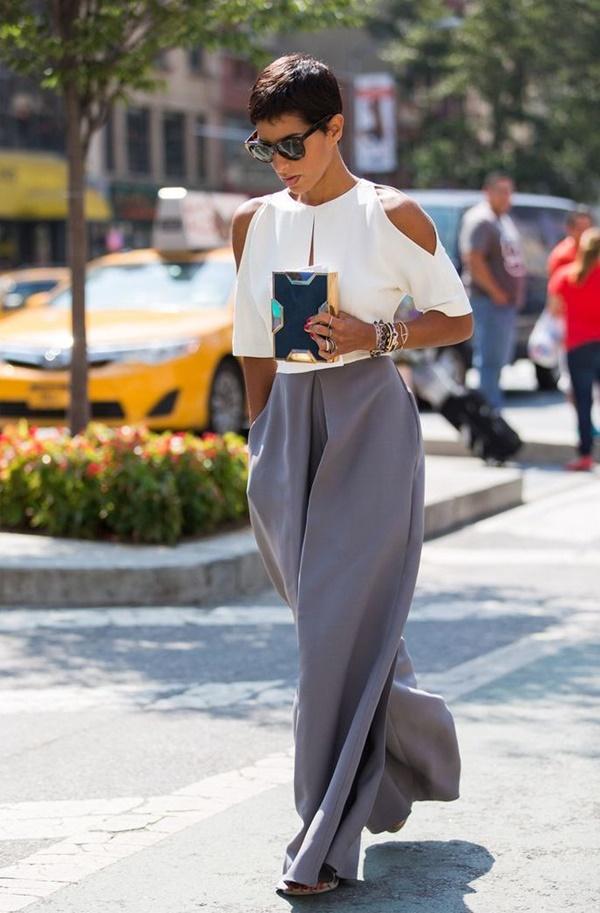 Chic Street style women fashion18