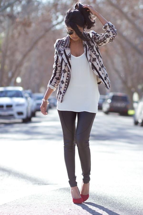 Chic Street style women fashion24