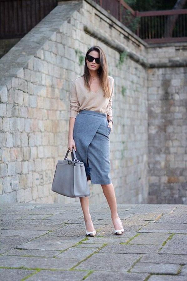Chic Street style women fashion27