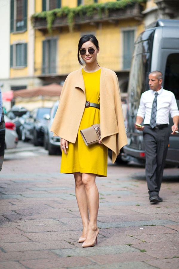 Chic Street style women fashion36