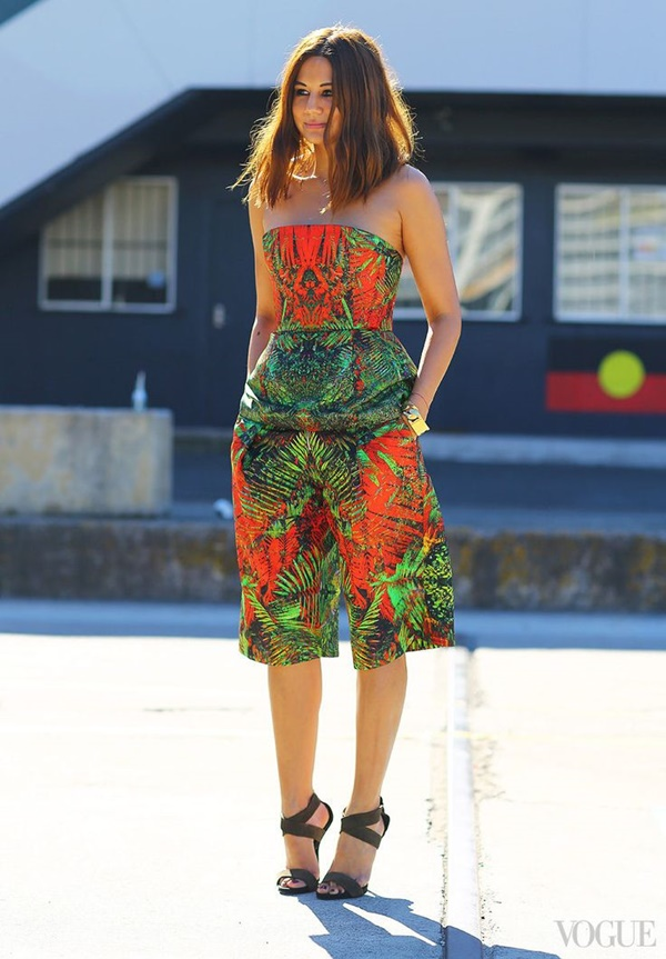 Chic Street style women fashion37