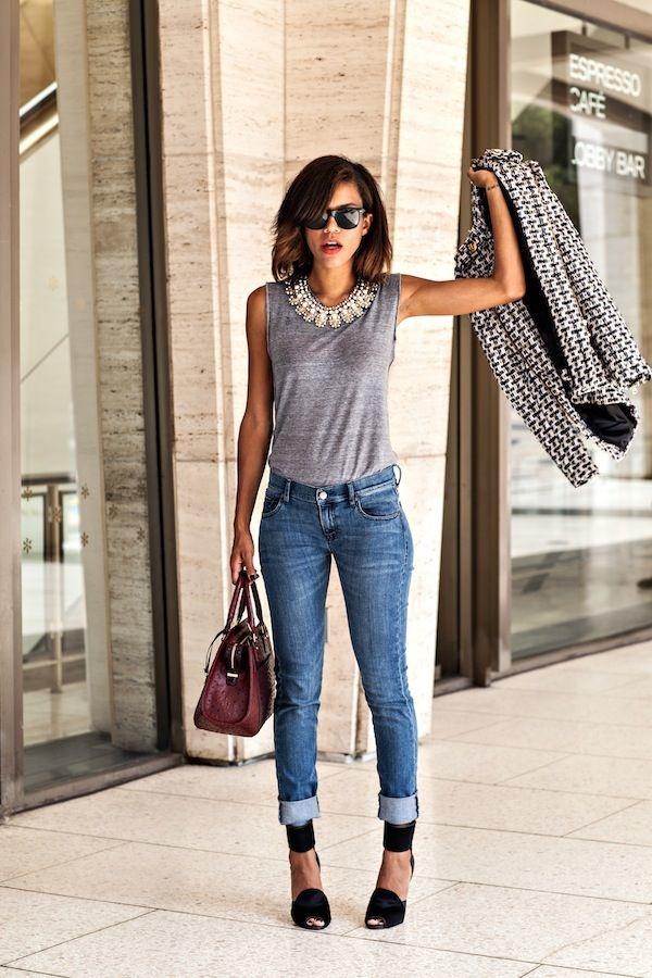 Chic Street style women fashion38