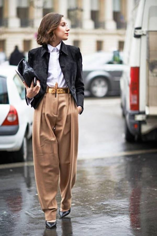 Chic Street style women fashion39