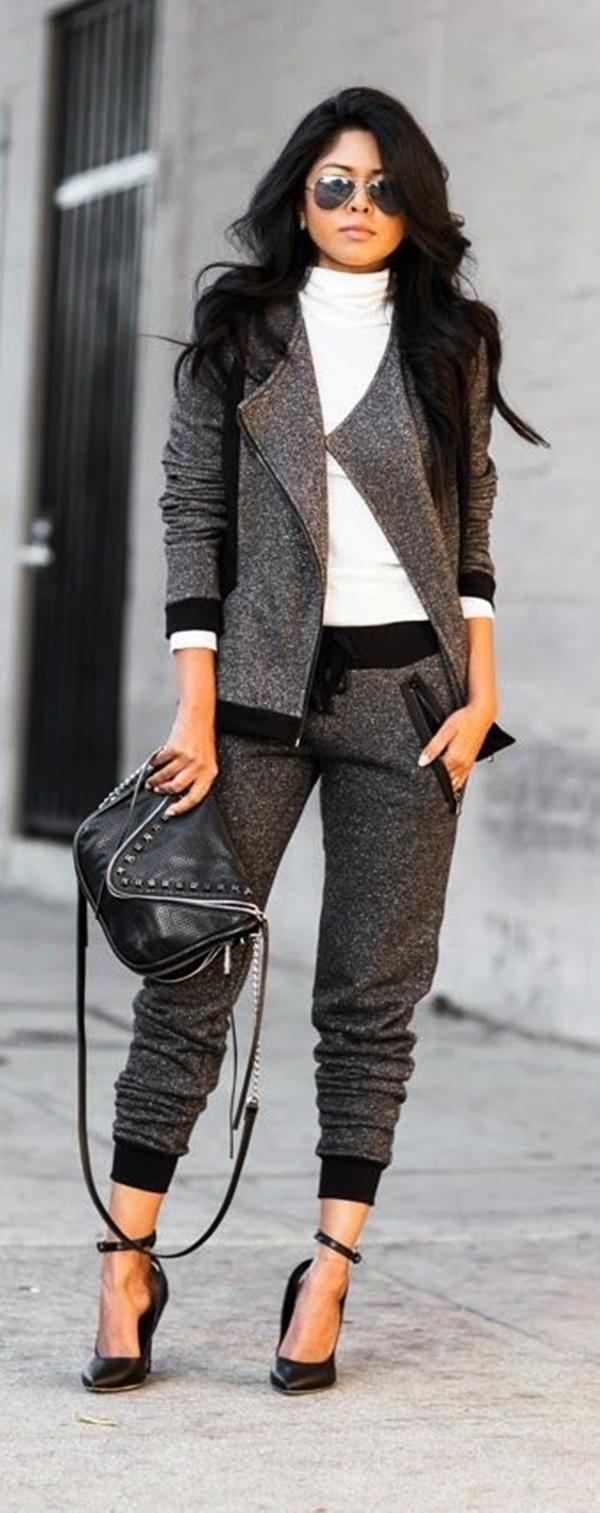 Chic Street style women fashion40