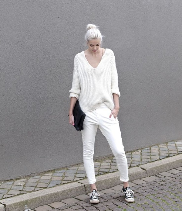 Chic Street style women fashion41