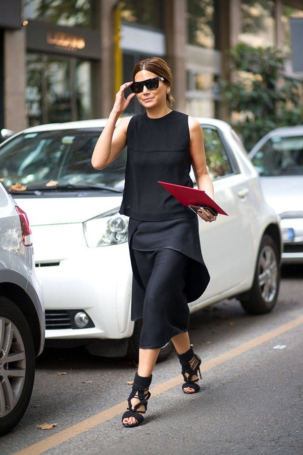 Chic Street style women fashion44