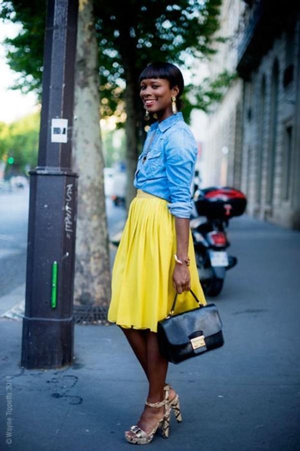 Chic Street style women fashion48